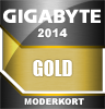 GIGABYTE Gold partner - Moderkort