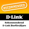 Rekommenderad D-Link &aring;terf&ouml;rs&auml;ljare